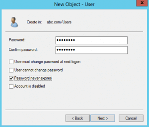 UserCreationGui