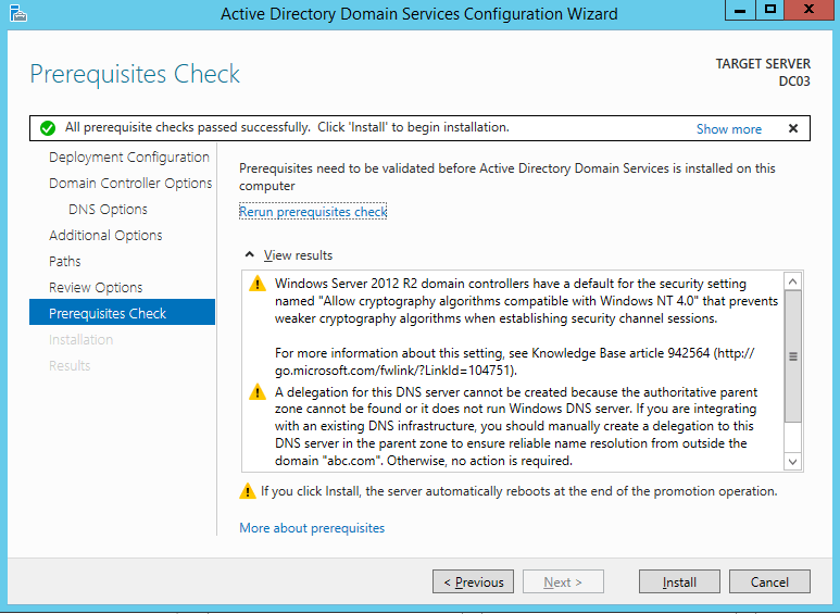 Windows Server 2012: Set Up your first Domain Controller ...