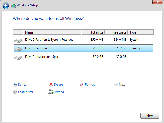 How To Install Windows Server 2016 (12)