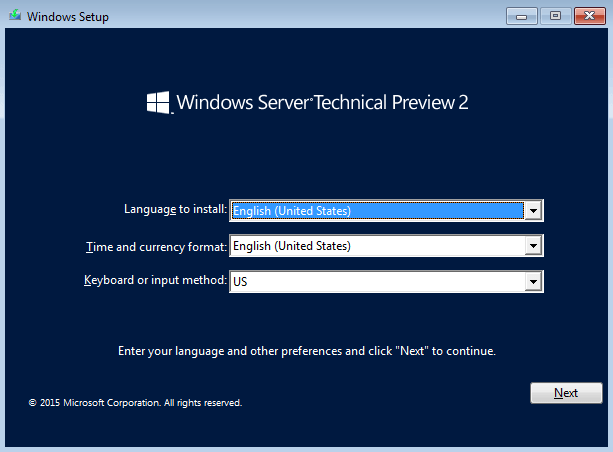 How To Install Windows Server 2016 (1)