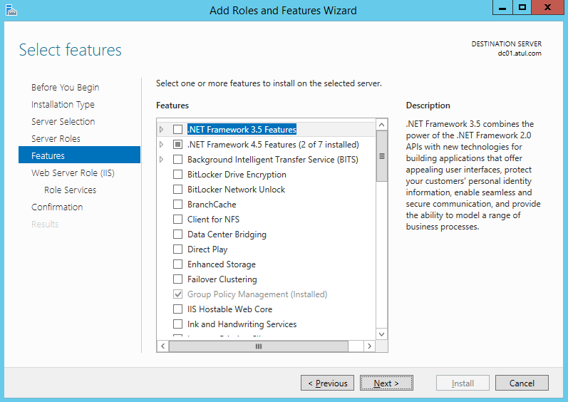How to Install IIS in Windows Server 2012 R2