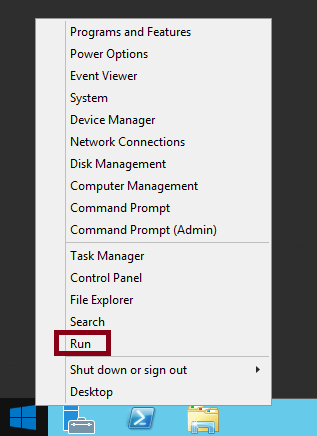 How to apply run disable policy