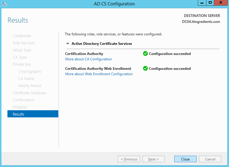 How to Install and Configure SSL Certificate on Windows Server 2012 R2