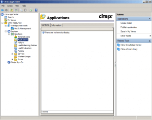 HowToPublishApplicationinCitrixXenApp (1)
