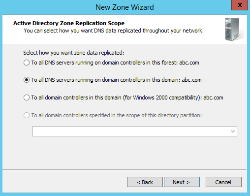 How to Configure AD Integrated DNS- Windows Server 2012 R2