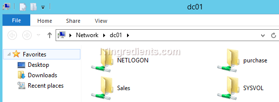 how to move shared folder to another drive with permissions