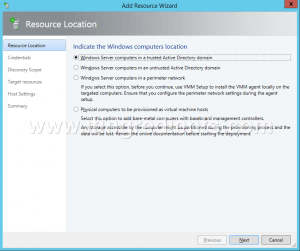 How to Add Hyper-V Server in SCVMM 2012 R2 (4)