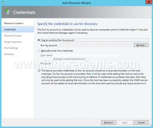 How to Add Hyper-V Server in SCVMM 2012 R2 (5)