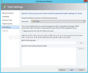 How to Add Hyper-V Server in SCVMM 2012 R2 (8)