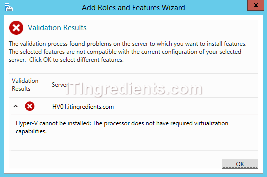 How to enable Nested Virtualisation for Hyper-V (11)