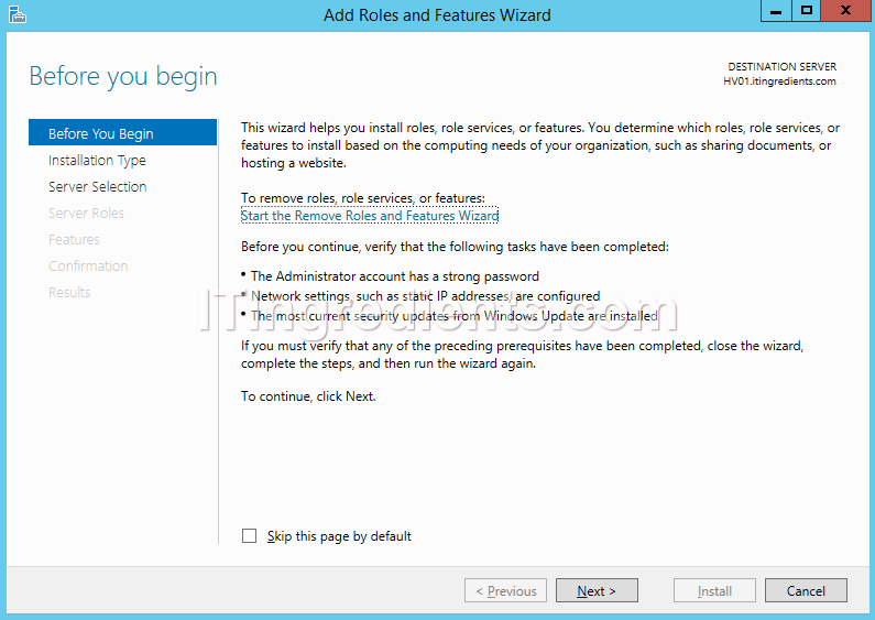How to enable Nested Virtualisation for Hyper-V (2)