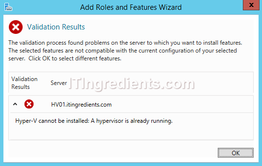 How to enable Nested Virtualisation for Hyper-V (6)