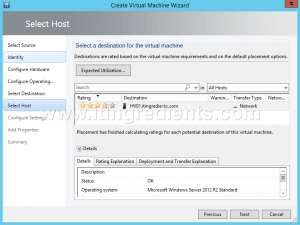 Create VM Template using SCVMM (10)
