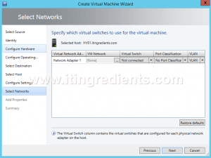 Create VM Template using SCVMM (12)