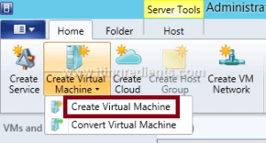 Create VM Template using SCVMM (2)