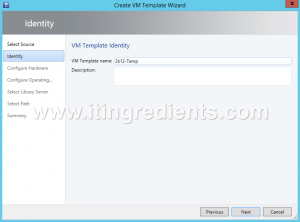 How to Create Virtual Machine template in SCVMM 2012 R2 (6)