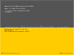 how to install and configure VMWare ESXi 6 (16)-min