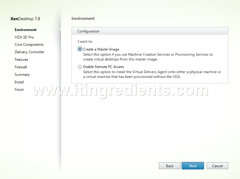 How to Install Citrix VDA (Virtual Delivery Agent)