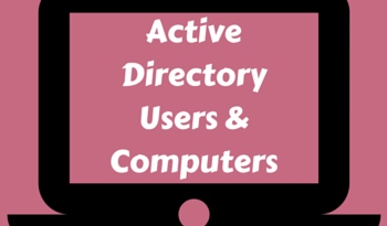 What is Active Directory Users and Computers in Server 2012 R2