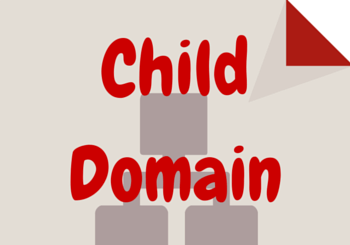 how to create child domain in Windows Server 2012 R2