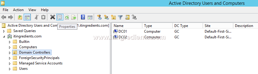 How to Check AD Replication in Windows Server 2012 R2 (2)