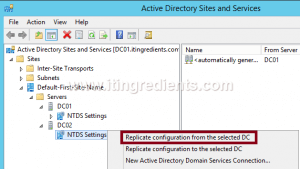 How to Check AD Replication in Windows Server 2012 R2 (4)