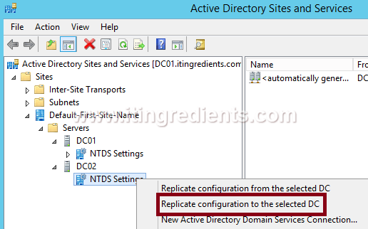 How to Check AD Replication in Windows Server 2012 R2 (6)