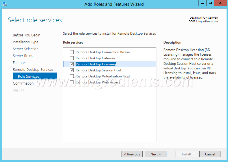 How to Install and Configure Remote Desktop Services (RDS)