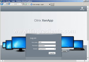 How to Publish Desktop in Citrix XenApp 6 (13)