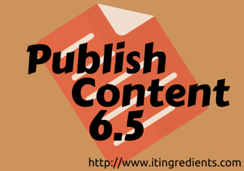 How to publish content in Citrix XenApp 6.5