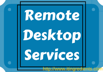 install and configure Remote Desktop Services(RDS)