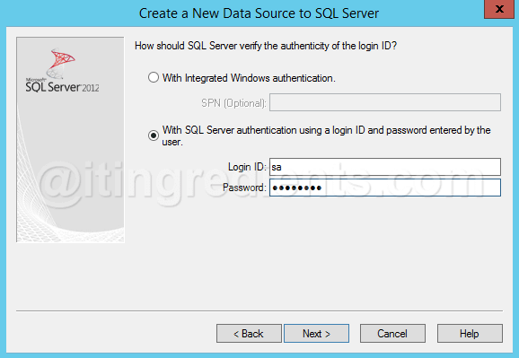 How to Install VMWare View Composer 7 - Step 2